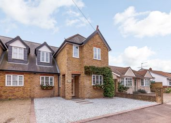 Thumbnail 4 bed semi-detached house for sale in Hurstfield Road, West Molesey
