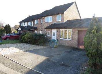 Thumbnail 3 bed property to rent in Apseleys Mead, Bradley Stoke, Bristol