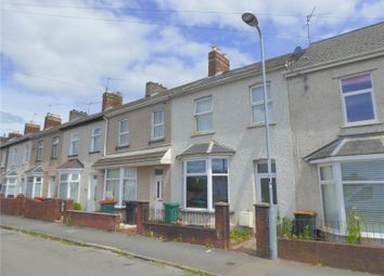 Thumbnail 3 bed terraced house for sale in Durham Road, Newport, Newport