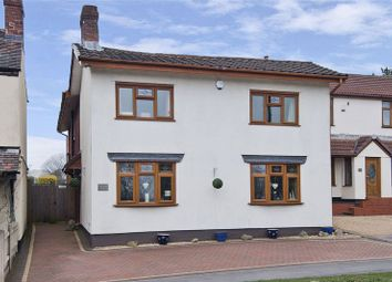 Thumbnail 3 bed detached house for sale in Cannock Road, Heath Hayes, Cannock