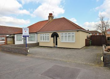 Thumbnail 2 bed semi-detached bungalow for sale in Edison Road, Welling