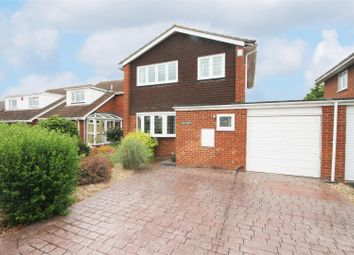 Thumbnail 4 bed detached house to rent in Ramworth Way, Aylesbury