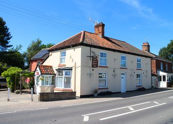 Thumbnail Pub/bar for sale in Cromer Road, Erpingham