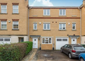 Thumbnail 4 bedroom town house for sale in Barkway Drive, Orpington