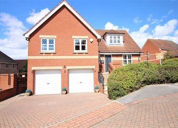 Thumbnail 4 bedroom detached house for sale in Southwell Gardens, Aston Manor, Swallownest, Sheffield
