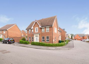 Thumbnail 3 bed semi-detached house for sale in Bedivere Road, Crawley