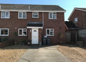 Thumbnail 4 bed semi-detached house for sale in Kitchener Road, Leiston