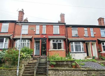 Thumbnail 3 bed terraced house for sale in Clifton Road, Prestwich, Prestwich Manchester