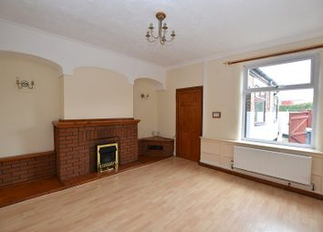Thumbnail 2 bed terraced house to rent in Campbell Road, Stoke, Staffordshire