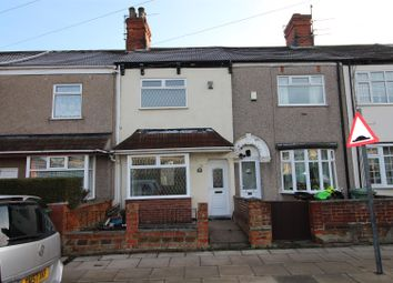 Thumbnail 3 bedroom terraced house for sale in Edward Street, Grimsby