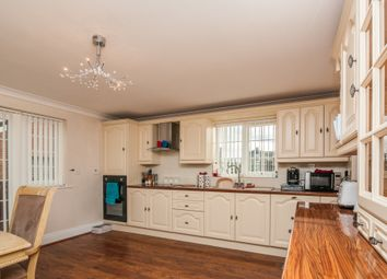 Thumbnail 4 bed detached house for sale in East Lane, Stainforth, Doncaster
