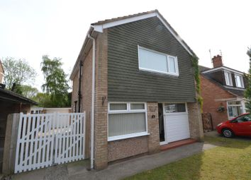 Thumbnail 3 bed detached house for sale in Keith Drive, Bromborough, Wirral