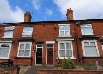 Thumbnail 2 bed terraced house for sale in West Bromwich Road, Walsall