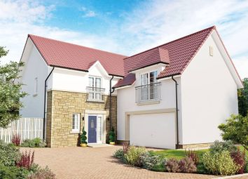 "Thumbnail 5 bed detached house for sale in ""The Dewar"" at Nerston, East Kilbride"