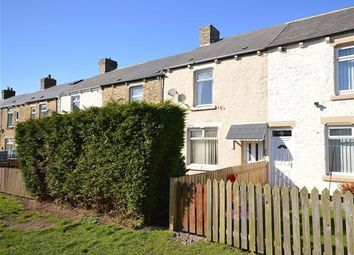 Thumbnail 2 bed terraced house for sale in St. Edmunds Terrace, Stanley