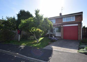 Thumbnail 4 bed detached house for sale in Windrush Rd, Keynsham, Bristol