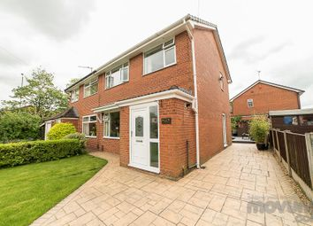 Thumbnail 3 bed semi-detached house for sale in Ashness Close, Horwich, Bolton
