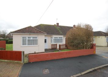 Thumbnail 3 bed bungalow for sale in Shellmor Close, Stoke Lodge, Bristol