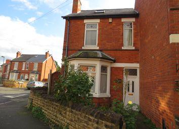 Thumbnail 5 bedroom end terrace house for sale in Henrietta Street, Bulwell, Nottingham