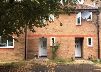 Thumbnail 1 bed terraced house to rent in Great Borne, Rugby, Warwickshire