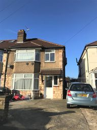 Thumbnail 3 bed semi-detached house to rent in Springwell Road, Hounslow, Middlesex