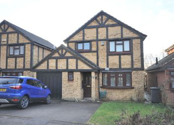 Thumbnail 4 bedroom detached house for sale in Ludlow Close, Willsbridge, Bristol
