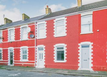 Thumbnail 3 bed terraced house for sale in Vintin Terrace, Porthcawl