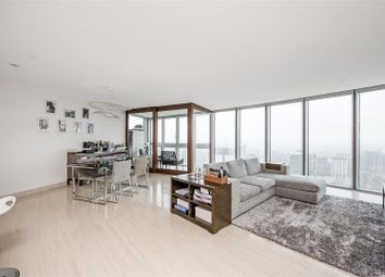 Thumbnail 2 bedroom flat for sale in The Tower, 1 St George Wharf, Nine Elms, London