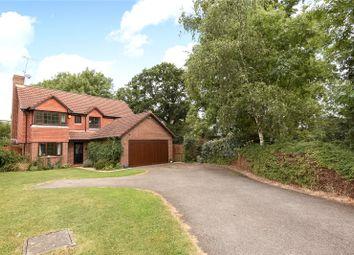 Thumbnail 4 bed detached house for sale in Woodward Close, Winnersh, Wokingham, Berkshire