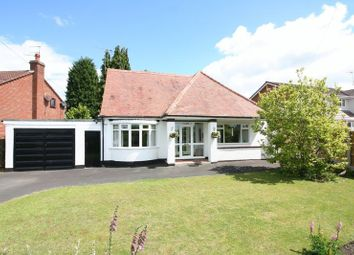 Thumbnail 3 bedroom detached bungalow for sale in Bridgnorth Road, Wombourne, Wolverhampton