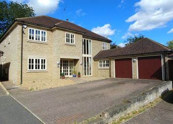 Thumbnail 5 bed detached house for sale in Linden Gardens, Orton Northgate, Peterborough