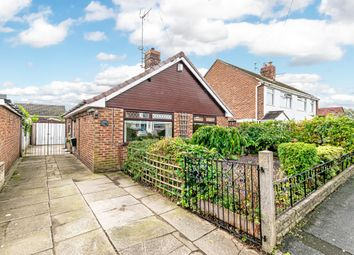 Thumbnail 2 bed detached bungalow for sale in Parksway, Woolston, Warrington