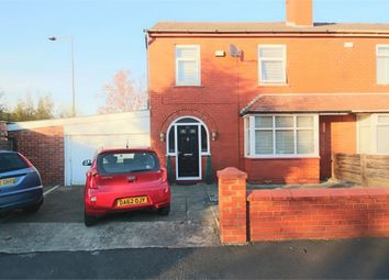 Thumbnail 3 bed end terrace house for sale in Furnival Street, Leigh, Lancashire