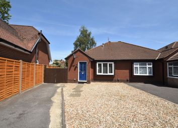 Thumbnail 2 bed semi-detached bungalow to rent in Stroudley Avenue, Drayton, Portsmouth