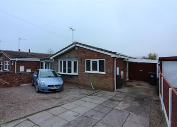 Thumbnail 3 bed detached bungalow to rent in Beswick Close, Cheadle, Stoke-On-Trent