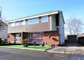 4 bed semi-detached house for sale in Lochy Place, Erskine PA8