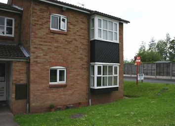Thumbnail 1 bed flat to rent in Ragees Road, Kingswinford