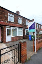 Thumbnail 2 bed terraced house to rent in Penshurst Avenue, Hessle