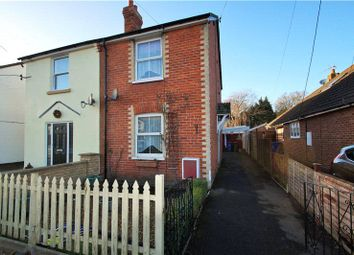Thumbnail 2 bed semi-detached house for sale in Branksome Hill Road, College Town, Sandhurst, Berkshire