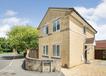Thumbnail 3 bed detached house for sale in Hazel Way, Bath