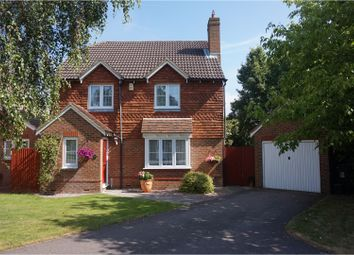 Thumbnail 4 bedroom detached house for sale in Carmans Close, Loose, Maidstone