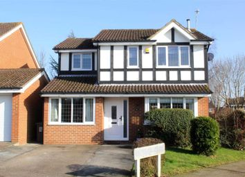 Thumbnail 4 bed detached house for sale in Primrose Close, Hemel Hempstead