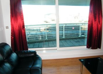 Thumbnail 1 bed flat to rent in Sovereign Quay, Havannah Street, Cardiff