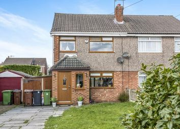 Thumbnail 3 bed semi-detached house for sale in Roseland Close, Lydiate, Liverpool, Merseyside