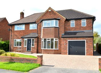 Thumbnail 5 bed detached house to rent in Firs Drive, Harrogate