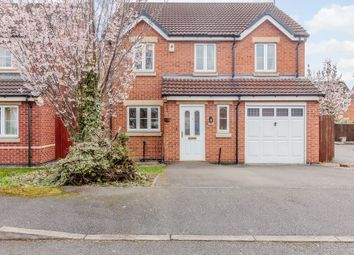 Thumbnail 4 bedroom detached house for sale in Kiwi Drive, Derby, Derbyshire