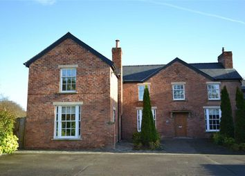 Thumbnail 4 bed link-detached house for sale in Harefield Drive, Wilmslow, Cheshire