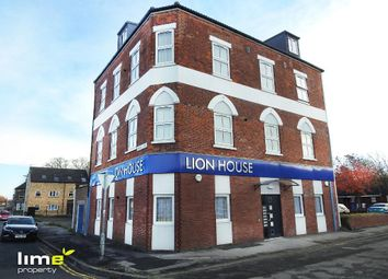 Thumbnail 2 bedroom flat to rent in Redbourne Street, Hull