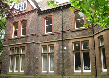 Thumbnail 2 bed flat to rent in Mossley Hill Drive, Liverpool, Merseyside