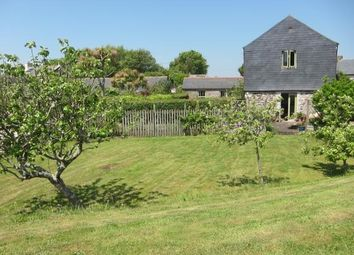 Thumbnail 4 bedroom barn conversion for sale in Veryan, Truro, Cornwall